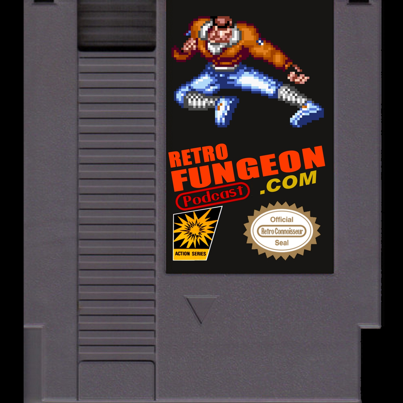 RetroFungeon Podcast 019: Early Internet and WTF EB games?